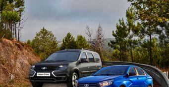 Audi иVWнелучше «АвтоВАЗа»: Одинаковые «морды» наLargus иVesta— норма, объяснили вСети