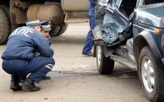 Водитель «Нивы» погиб в ДТП с Audi на трассе в Кузбассе