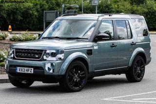 Land Rover представил новые опции для внедорожника Discovery