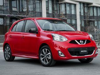 Nissan Micra K13, источник: Nissan