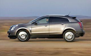 В России стартуют продажи Cadillac SRX с трехлитровым двигателем