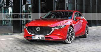 Блогер поделился впечатлениями от новой Mazda 3: «Нельзя отвести глаз»