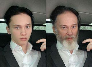 Как могбы выглядеть Даня Милохин в60 лет / Фото: pokatim.ru