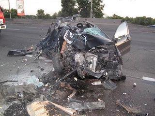 В результате страшного ДТП в Омской области погибли два человека