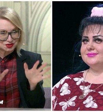 Всё коту под хвост: героиня «Модного приговора» показала «орлиные» брови после шоу