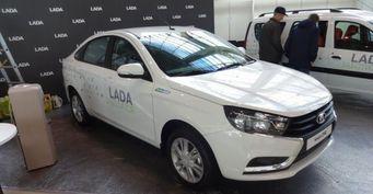 LADA Vesta на метане получила перечень оснащения