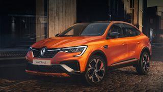 Европейская версия Renault Arkana, источник: Renault
