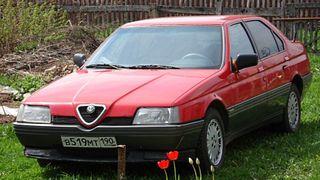 Фото: Alfa Romeo 164, источник: Drive2