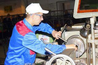 В Магнитогорске токаряна заводе насмерть придавило конструкцией