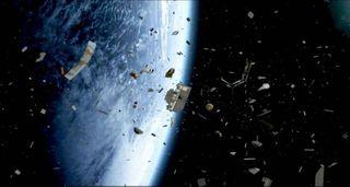 Роскосмос приведет в порядок орбиту Земли за 10,8 млрд руб