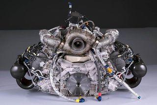 Концерн Audi разработал новый мотор e-tron