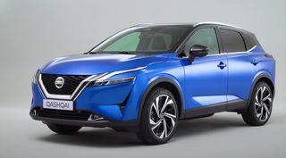 Nissan Qashqai 2021. Кадр: YouTube-канал Carwow