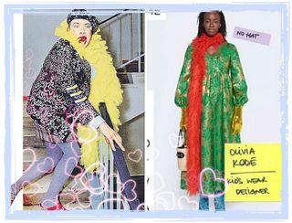 Сценический образ Верки Сердючки и платье из коллекции Gucci. Источник: @cameramoda.it Фото: автор «Покатим» Алина Морозова