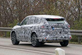 BMW X1 2023, фото: Carscoops