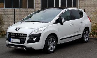 В России стартовали продажи обновленного кроссовера Peugeot 3008