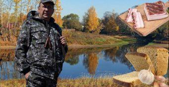 Три русских продукта, которые стоит взять нарыбалку сночёвкой