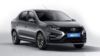 Вместо подобной «Гранты»— новый Logan под маркой Dacia. Фото: «Лада.Онлайн»