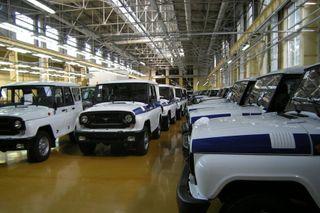 УАЗ готовит новые двигатели