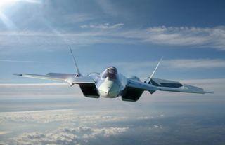 Фото: Самолет Су-57 дорогая и бесполезная безделушка, oruzhie.info