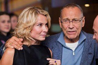 Кончаловский и Высоцка впервые поведали о состоянии дочери