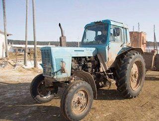 В Нижегородской области произошло ДТП при участии трактора
