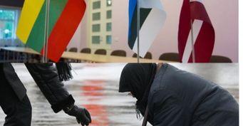 Балтия иПольша требуют санкций кБелоруссии, чтобы пополнить свой нищий бюджет