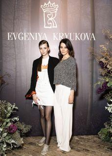 Фото: Евдокия и Евгения Крюковы. Источник: instyle.ru