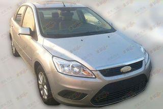 Старый Ford Focus будет производиться в Китае под именем Jiayue
