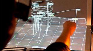 Компания Apple создала воздушный 3D-дисплей