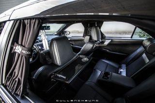Комфорт для пассажиров. Фото: TuningBlog