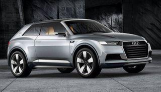 В этом году Audi может представить гибрид Q7 e-tron
