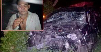 В Таиланде таинственный амулет спас человеку жизнь в ДТП
