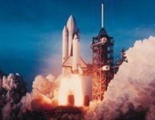 Частная космическая ракета взорвалась, выполняя тестовый полет