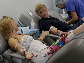 Ученые: Быть донором крови очень полезно для организма