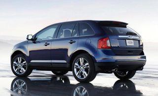 Ford официально представил новый кроссовер Edge