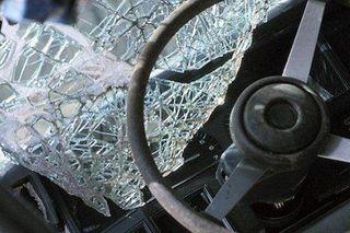 В Брянске «КамАЗ» протаранил легковушку: пострадали две женщины