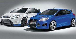 «Заряженный» Ford Focus RS получит полный привод и мотор с 330 л.с