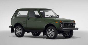 «АвтоВАЗ» назвал дату старта производства обновлённого LADA 4x4