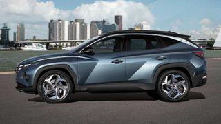 Hyundai Tucson4. Фото: Hyundai