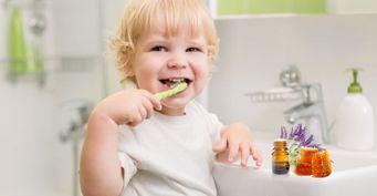 Педиатр Елена Когай рассказала, как сделать зубную пасту дома