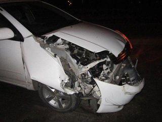 В Приморье на федеральной трассе попали в ДТП пять человек