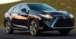 В России стали покупать больше автомобилей марки Lexus