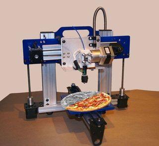 Еду для американских военных будут печатать на ЗD-принтере