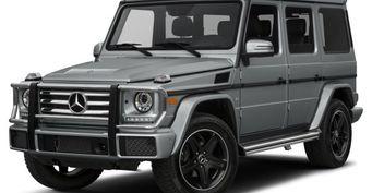 Mercedes-Benz Gelandewagen оснастят новым кузовом Landaulet