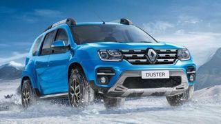 Фото: Renault Duster, источник: Renault