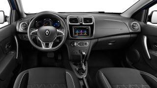 Салон Renault Logan. Фото: Renault