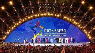 Проходящий в Ялте конкурс «Пять звезд» покинули 4 участника
