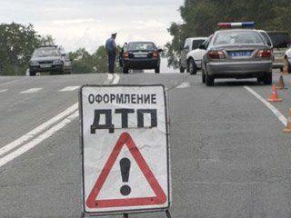 В Москве в ДТП столкнулись автобус и легковушка