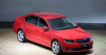 Объявлена дата продаж нового поколения Skoda Octavia в России