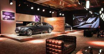 Mercedes-Benz сохранил лидерство в премиум-сегменте авторынка России